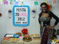 Festa Julinda 2012 - Grupo ELES 40