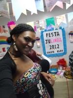 Festa Julinda 2012 - Grupo ELES 4