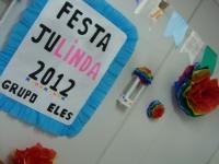 Festa Julinda 2012 - Grupo ELES 55